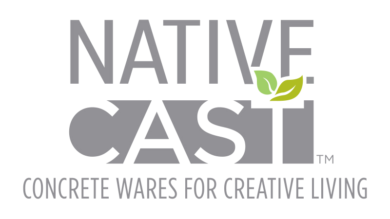 Blue Blaze branding logo design for Native Cast