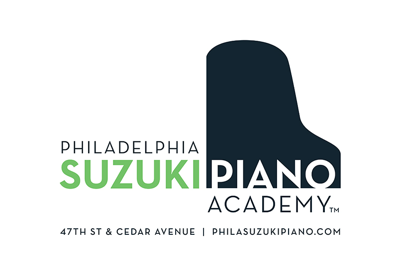 Logo design for Philadelphia Suzuki Piano Academy