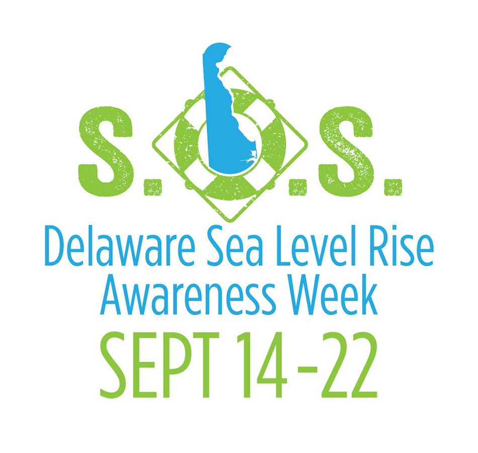 Delaware Sea Level Rise Awareness Week logo