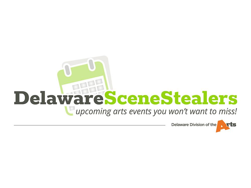 Delaware SceneStealers logo custom designed by Blue Blaze Associates