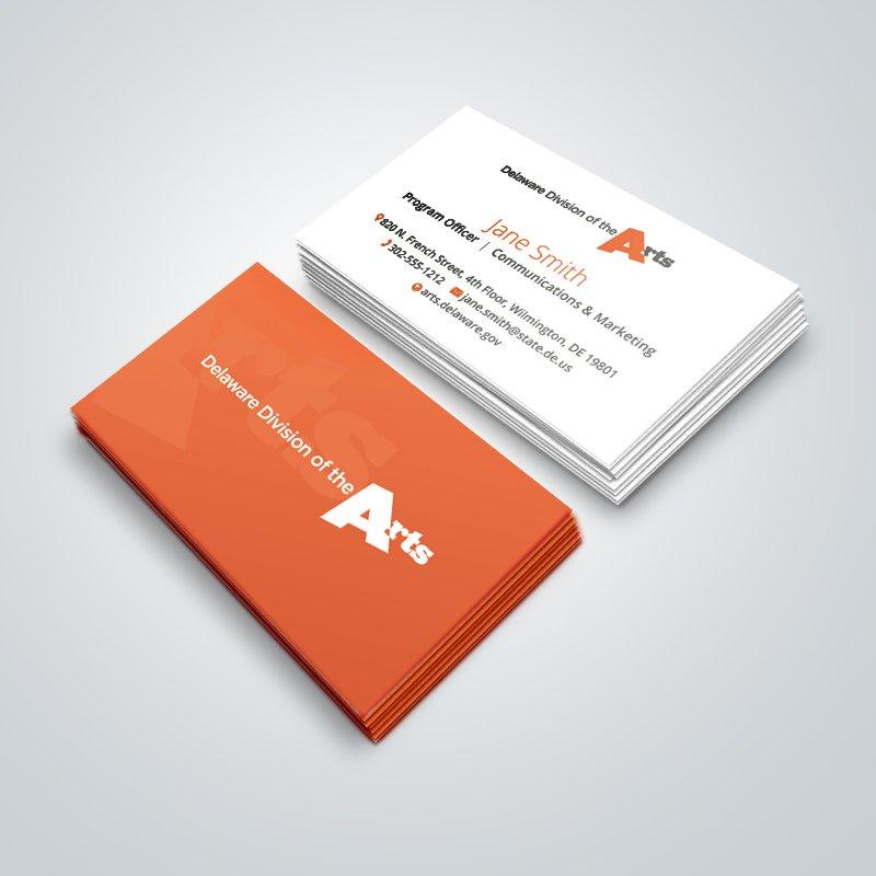 DDA Business Cards